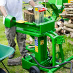 Log splitter Eco99 with power take-off